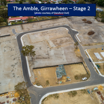 The Amble Stage 2 photo
