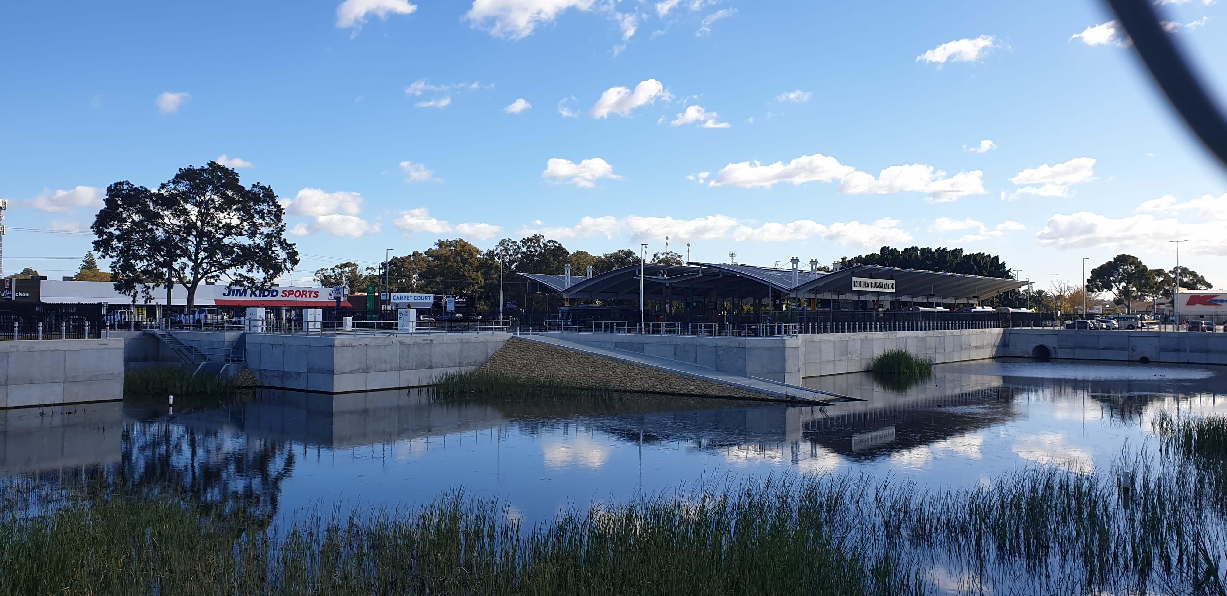 Morley Galleria Drainage Basin
